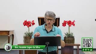 O Deus dá a vitória - Salmos 68.1-4 - Rev. Anatote Lopes da Silva - 26/11/2020
