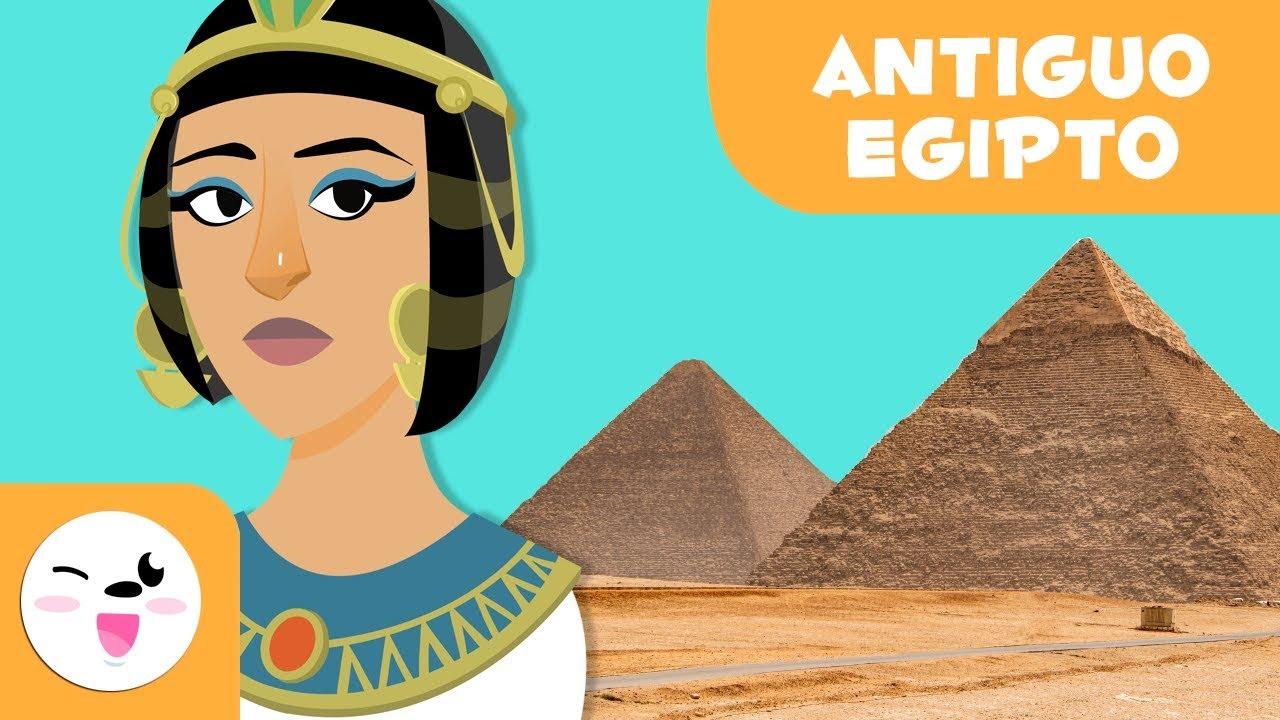 El Antiguo Egipto 5 Cosas Que Deberías Saber Historia Para Niños Youtube