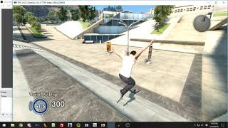 RPCS3 Skate 3 on Intel Core i5 6600k and GTX 970