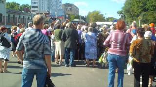БЕСПРЕДЕЛ СЕРГИЕВО-ПОСАДСКОЙ ПОЛИЦИИ.wmv