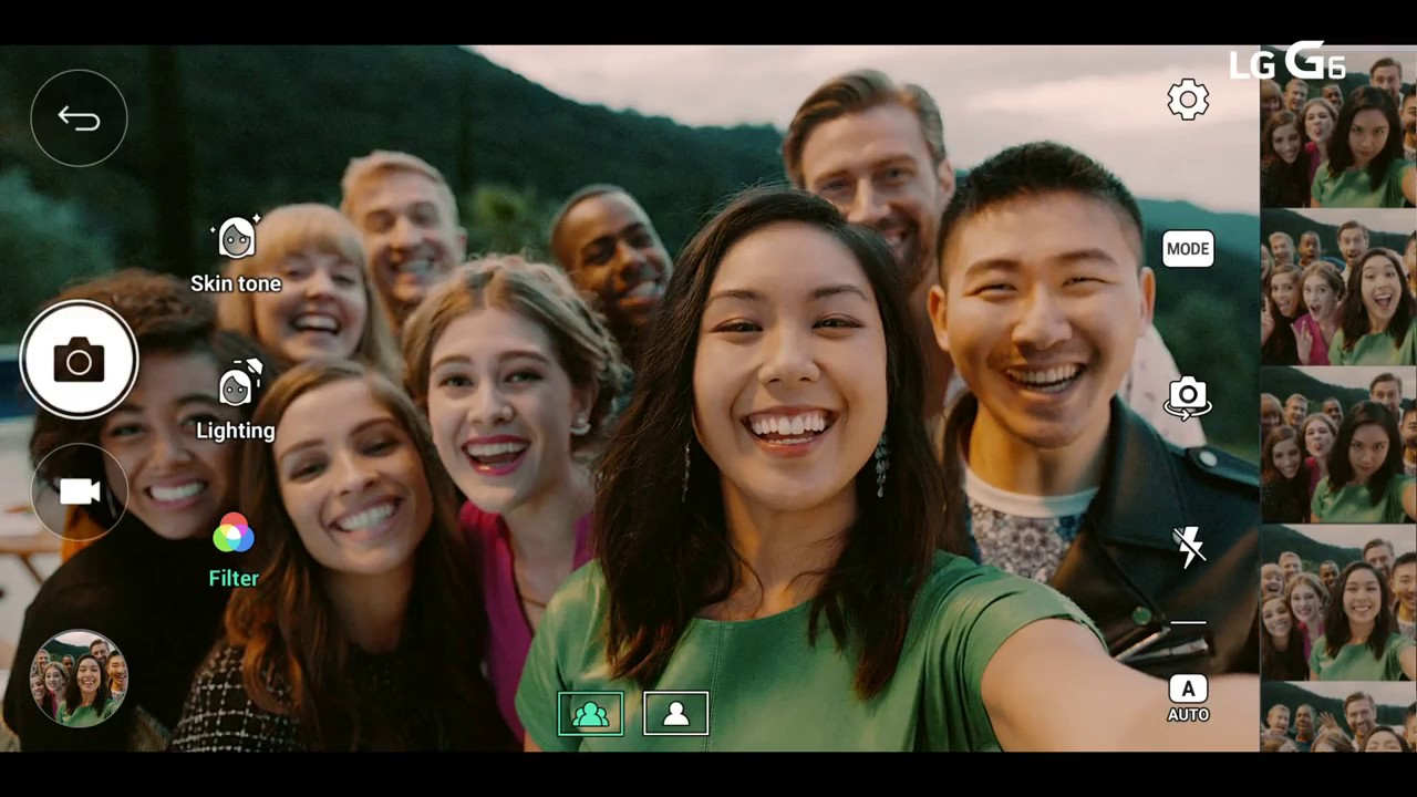 LG G6 Commercial