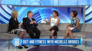 Health And Fitness With Michelle Bridges