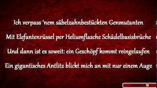 Kollegah - Armageddon [LYRICS] - AKTV