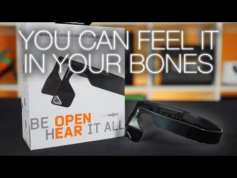 Wireless Bone Conduction Headphones: Aftershokz Bluez 2S Review