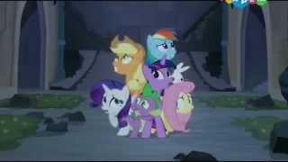 Мой Маленький Пони: Дружба - это Чудо - Пони теней [TVRip] [