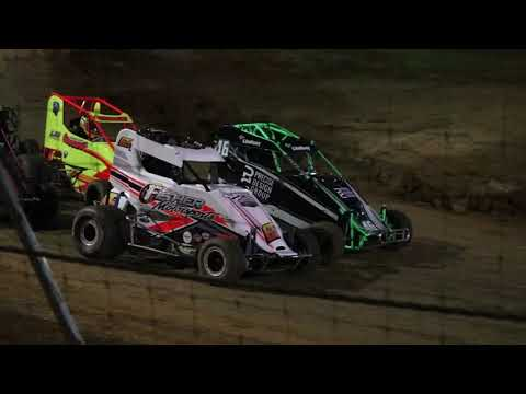 600 Micro Sprint Win @ Shellhammer's Speedway 8/21/19