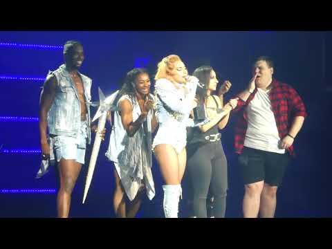"""Just Dance & Award Acceptance & LoveGame"" Lady Gaga@Washington DC 11/19/17"