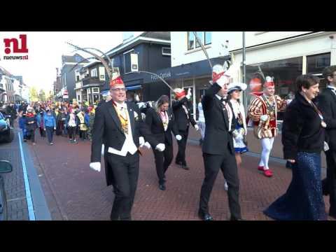 Carnaval Fredericusschool Velp