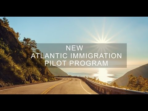Update on Atlantic Immigration Pilot - News Release (March 31, 2017)