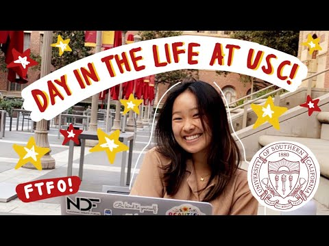 a day in my life at USC | trader joe's haul, working out, campus studying, cooking, + crocheting