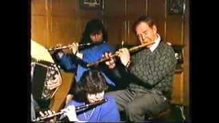 Irish music in London - Roger Sherlock & Bobby Casey
