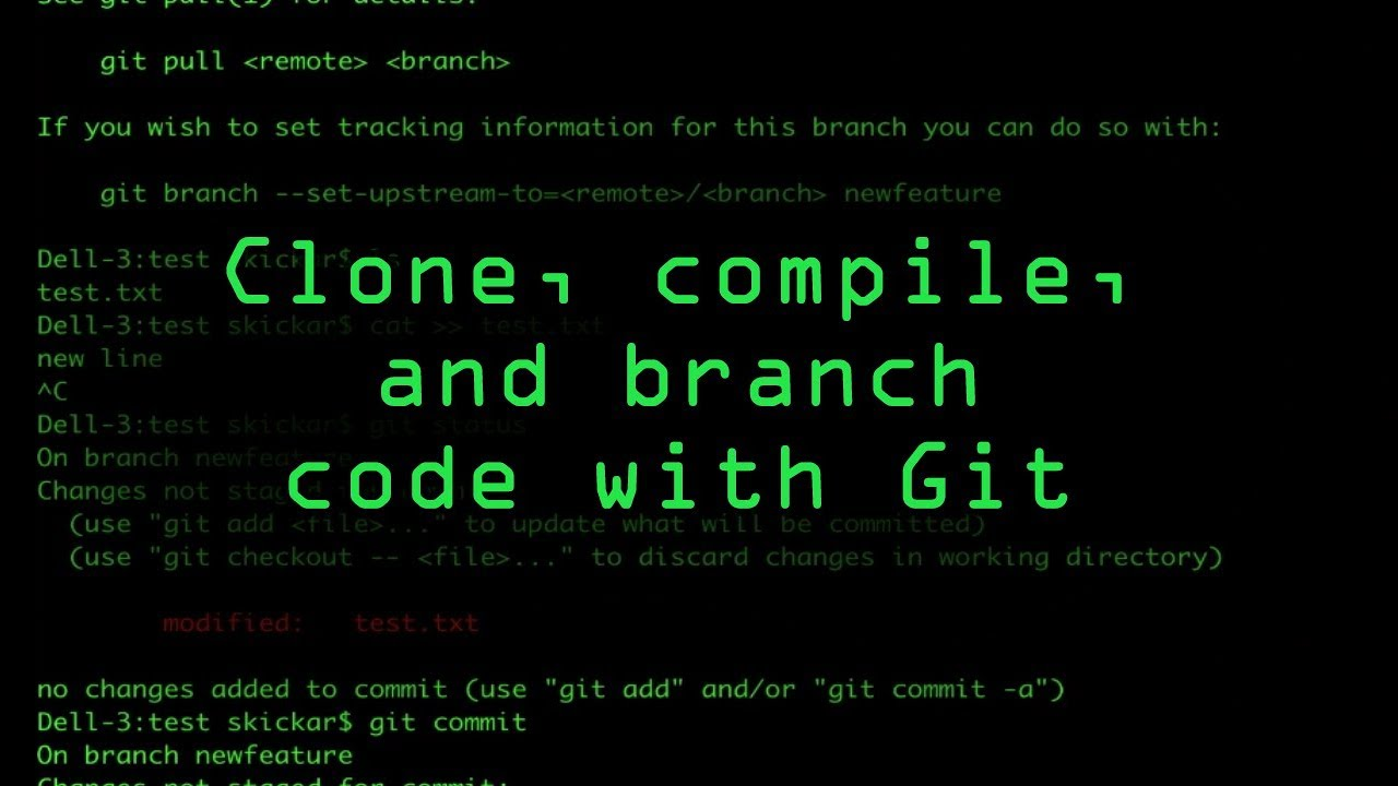 Mac for Hackers: How to Use Git to Clone, Compile & Refine