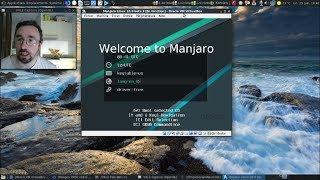 Manjaro Linux 18.0 bêta 3, ça donne quoi ?
