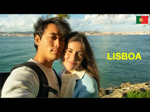 THE OTHER SIDE OF LISBON | BOAT Ride | Portugal | Daily Vlog in Lisboa | Good Food