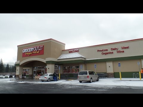 Grocery Outlet # 314 Weed CA- NOW OPEN