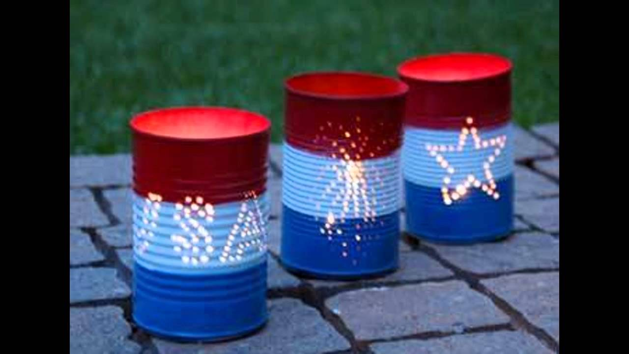 easy and simple 4th of july crafts for kids youtube. Black Bedroom Furniture Sets. Home Design Ideas