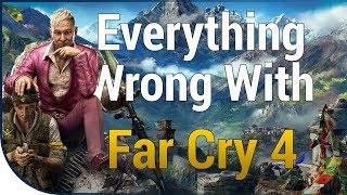 GAME SINS | Everything Wrong With Far Cry 4