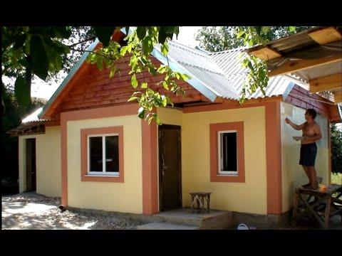 Проекты домов из пеноблоков, пенобетона, блоков газобетона