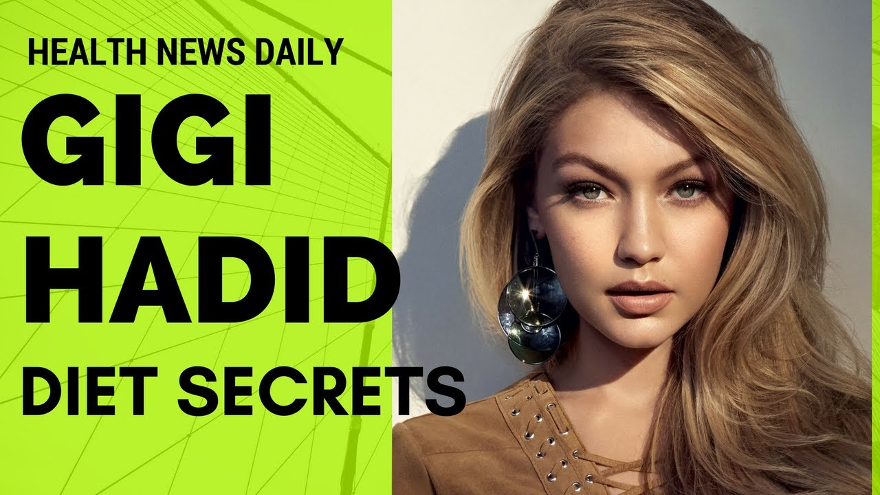 Gigi Hadid Workout Routine and Diet Secrets