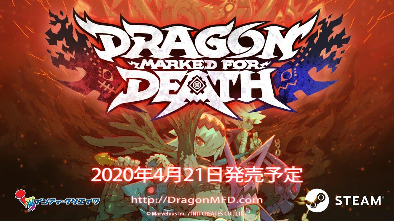 【公式】Dragon Marked For Death Steam版紹介映像 - YouTube