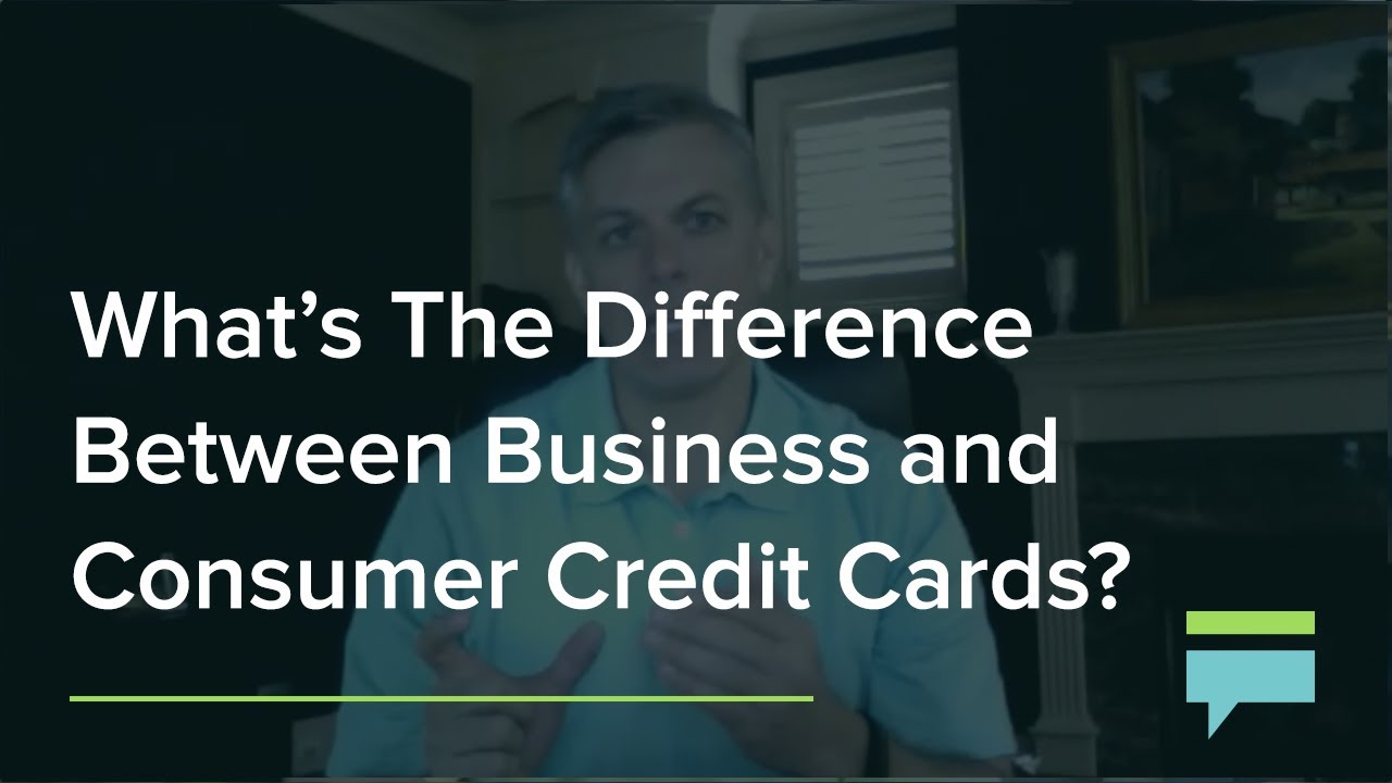 Whats the difference between business credit cards and consumer whats the difference between business credit cards and consumer credit cards credit card insider reheart Choice Image