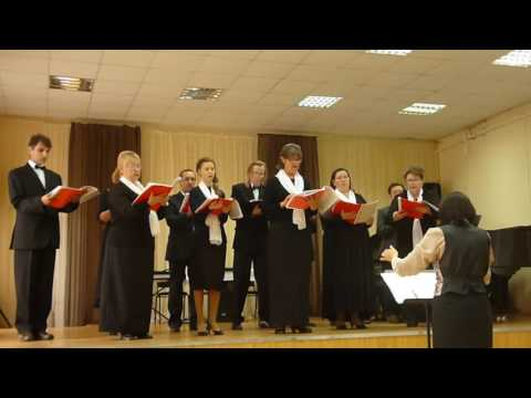 Концерт духовной музыки. ДМШ №1 им. Свиридова. 13.10.2016.