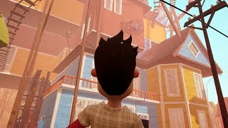 Hello Neighbor THIRD PERSON Act 3