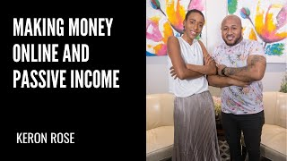 Making Money Online and Passive Income