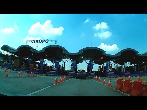Tol Cipali dan Rest Area | in road and drone #cipali