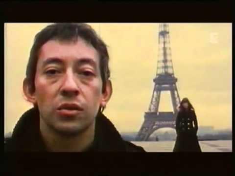 Serge Gainsbourg & Jane Birkin - Je t'aime... moi non plus/Original videoclip (Fontana 1969)