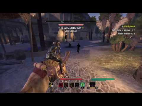The Elder Scrolls Online: Kari's Hit List Abah's Landing