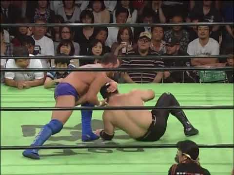 Misawa & Inoue & Ogawa vs Saito & Smith & Fish June 4, 2009