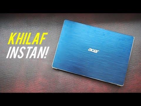 Paket Hemat KUMPLIT! - Acer Swift 3 (Acer Day Edition)