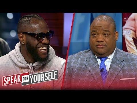 Deontay Wilder on decision in Tyson Fury fight, talks Anthony Joshua | BOXING | SPEAK FOR YOURSELF