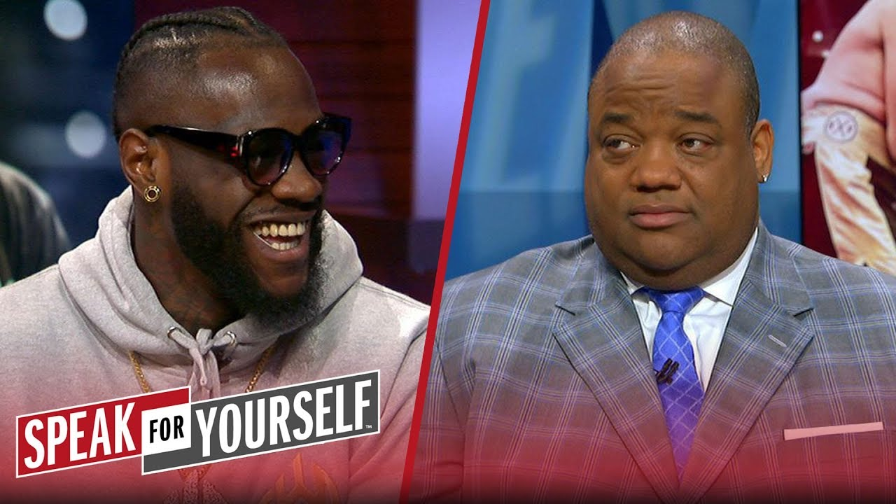 Download Deontay Wilder on decision in Tyson Fury fight, talks Anthony Joshua   BOXING   SPEAK FOR YOURSELF