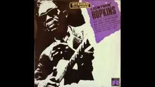 "Lightnin Hopkins  ""Ain"