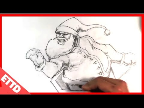 how to draw christmas things youtube