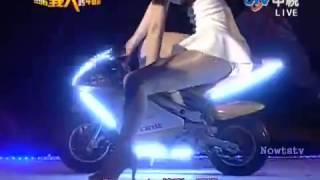 謝金燕 練舞功 20141202