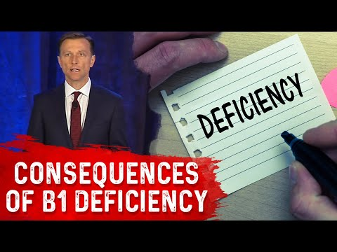 B1 (Thiamine) Deficiency and High Carb Diets