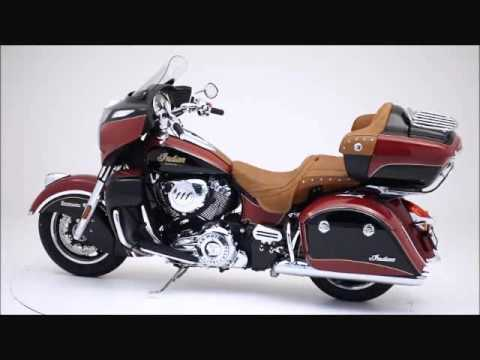 2016 Custom Indian Roadmaster Hollister Powersports