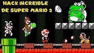 Super Mario Bros. 3 Mix: El Hack más Increíble de Mario 3 - Pepe El Mago