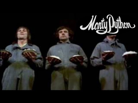 History of the Joke - Monty Python - The Secret Policeman's Balls