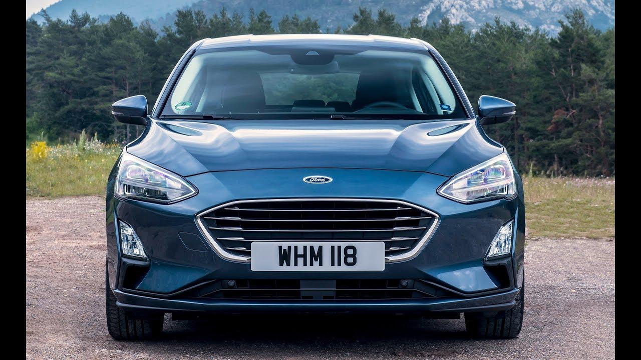 2019 ford focus titanium interior  exterior and drive