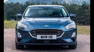 2019 Ford Focus Titanium Interior, Exterior and Drive