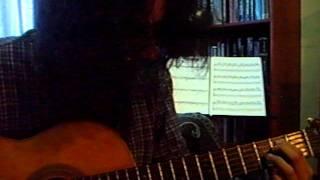 Divine Act of Satan (Hellsing OST) - tocada por Efraín Misari