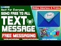 FREE Text Message Sent To Any Mobile | Group Message | Scheduling Message