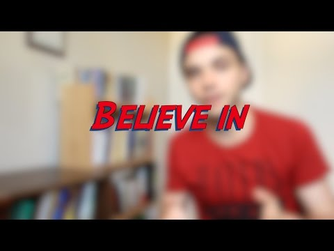Believe in - W19D7 - Daily Phrasal Verbs - Learn English online free video lessons