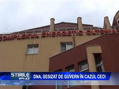 DNA SESIZAT DE GUVERN IN CAZUL CEO