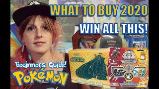 Beginners Guide To Pokemon Cards - What To Buy 2020!