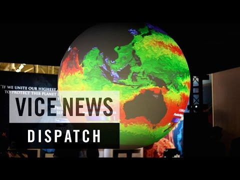 Climate Activism Under Attack: COP21 - Climate Emergency (Dispatch 2)